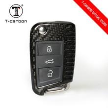 T-CARBON чехол для ключей из углеродного волокна для гольфа Seven