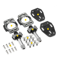 2020 NEW Professional Lollipop Road Riding Pedals Ultralight 144g 3 Palin Bearing Cheap Pedal for Speedplay Zero Pave Action