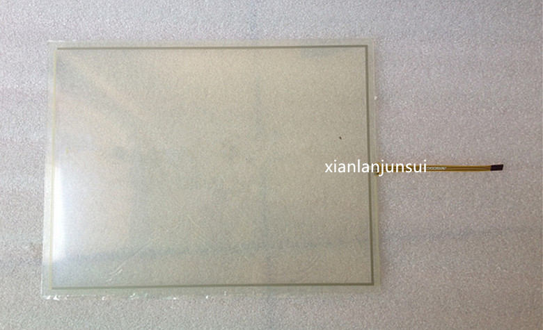 N010-0554-T805A touch screen fujitsu four wire n010 0554 x027 x03 touchpad original n010 0554 x027