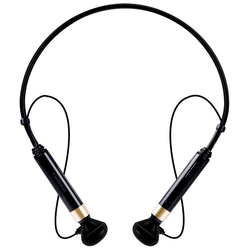 Original Fineblue FD600 Wireless Bluetooth 4.1 Neckband Headset In Ear earphones 4 Colors Wireless Headphones With Retail Box