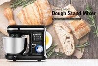 Alfawise 4.5L 6 Speed Multifunctional Electric Blenders Stand Mixer Kitchecn Blender Meat Grinder Dough Hooking Mixer SM001