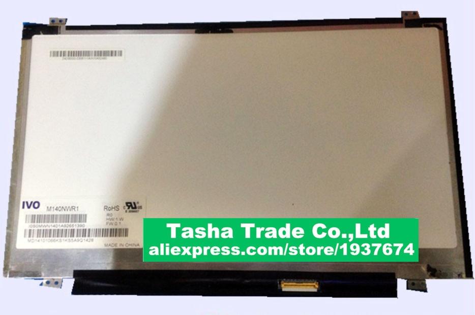 14.0 WXGA HD Slim LED LCD Screen M140NWR1 R0 B140XW03 V.0 V.1 N140BGE-L42/LA2/LA3/L32/L31 14.0 inch Screen14.0 WXGA HD Slim LED LCD Screen M140NWR1 R0 B140XW03 V.0 V.1 N140BGE-L42/LA2/LA3/L32/L31 14.0 inch Screen