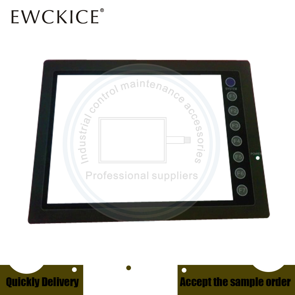 NEW UG320H-SS4 HMI PLC Front Label Industrial Control Sticker  Industrial Control Maintenance Accessories