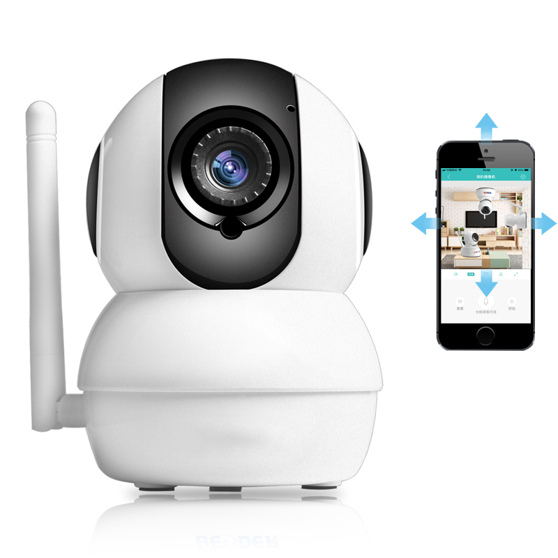 720P  HD Wifi Wireless Home Security 1.3MP IP Camera Security Network CCTV Surveillance Camera IR Night Vision Baby Monitor xanes a6s