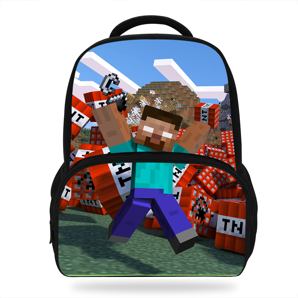 Frank 12inch Kids School Bag Child Cartoon Kung Fu Ninjago Backpack For Boys Kindergarten Mochila Infantil Menino Wide Selection; Kids & Baby's Bags