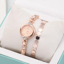 New Women Bracelet Watches Light Luxury
