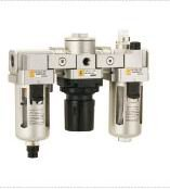 G1/4 / G3/8 XAC3000-02/03 FRL(Filter regulator lubricator) air Combination SMC constitution smc series air combination units smc ac4010 type 1 2 port size high quality smc filter regulator lubricator combination