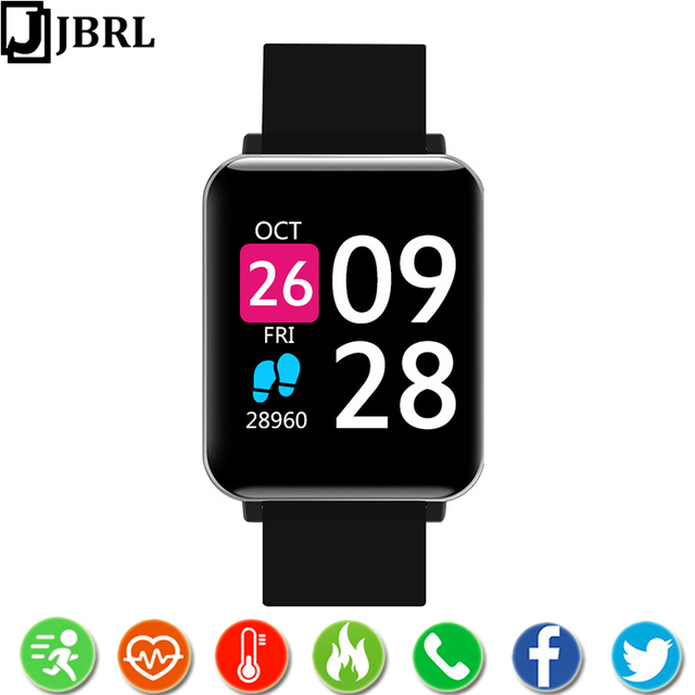 Square Smart Watch Children Watches Kids For Girls Boys Student Electronic Wrist