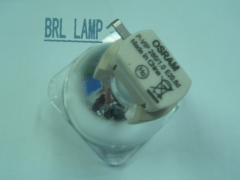 100% New Original projector lamp 5J.06W01.001/P-VIP280/1.0 E20.6 for BENQ MP722/MP723/EP1230 фигурка из нефрита лошадь