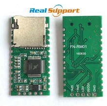 FN RM01 High Quality MP3 Audio Recorder and Player Module