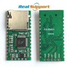 FN RM01 wysokiej jakości MP3 rejestrator audio i moduł odtwarzacza