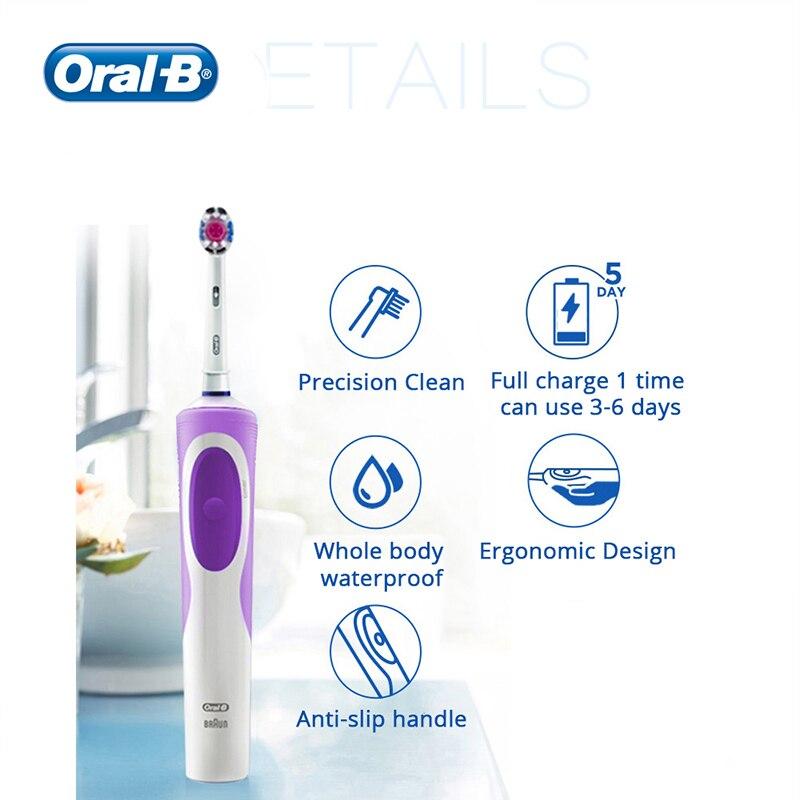 rotativa escova de dentes eletrica oral b 02