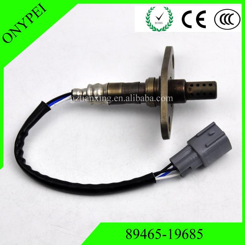 8946519685 Oxygen Sensor 89465-19685 For 97-00 Toyota Corolla AE101 AE111 4AGE Levin Trueno 89465 19685