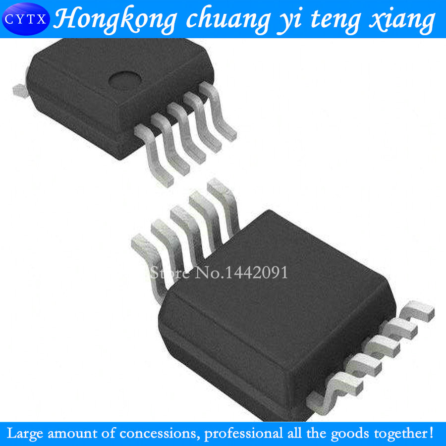 TPS62050 TPS62050DGSR Silkscreen BFM 800 MA Synchronous Buck Converter 10pcs/lot