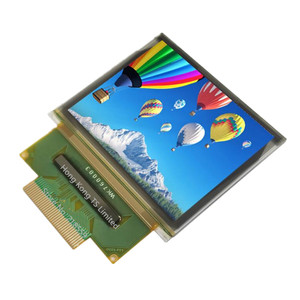 Image 1 - UG 6028GDEBF 1.69 inch color OLED display 35pin 160*128 driver IC: SEPS525 1.69 inch UG 6028GDEBF02 35PIN Full Color Screen