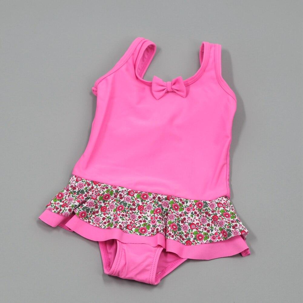 12 M Baby Mädchen Badeanzug Sommer Bebe Ein Stück Bademode Säugling Badeanzug Bademode Schwimmen Anzug Infant Bad Anzug