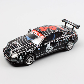 1/43 Brand Tipo M138 Coupe Trofeo GranSport GT 2004 racing No.64 Diecasts & Vehicle metal scale cars model Toys kids miniatures