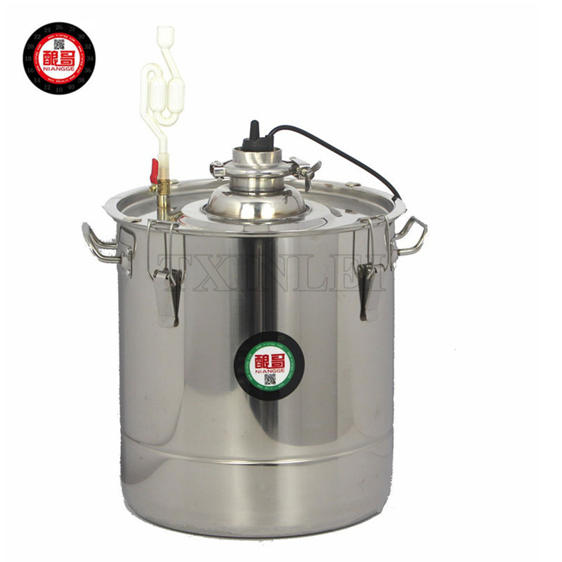 Stainless Steel Wine Temperature Fermentation Tank