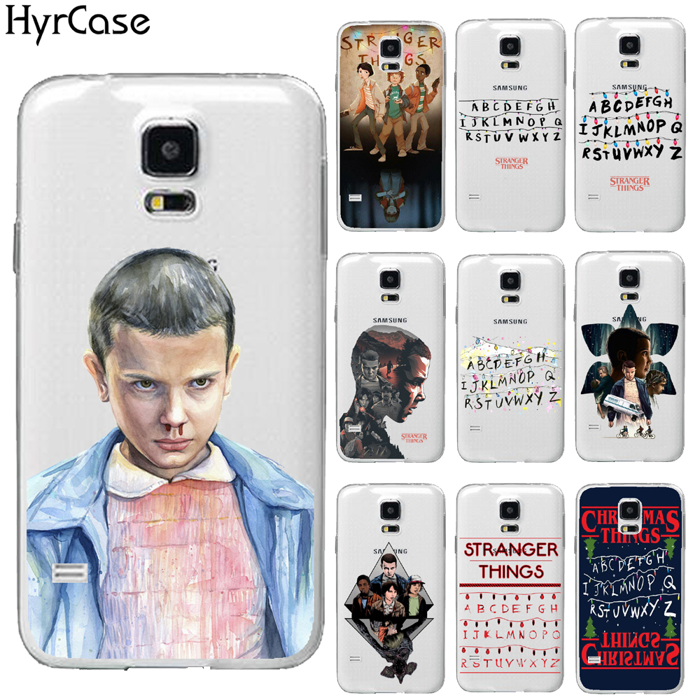 soft tpu gel silicon tv stranger things case for coque. Black Bedroom Furniture Sets. Home Design Ideas