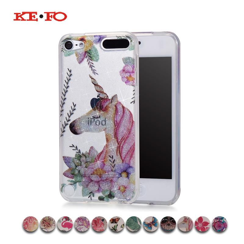 kefo-for-fontbipod-b-font-touch-5-case-glitter-soft-silicon-flamingo-cover-for-fontbipod-b-font-touc