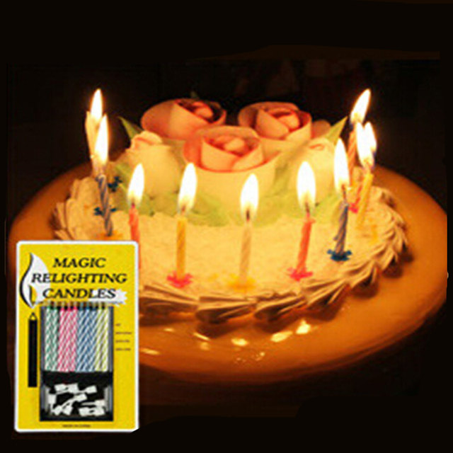 Online Shop 2packs20pcs High Quality Colorful Birthday Cake Candles