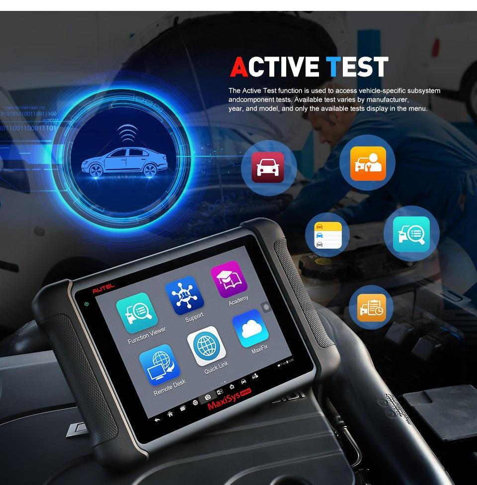 Autel Maxisys Ms906 Professional Car Diagnostic Tool Full System Diagnoses With Oil Reset Dpf Tpms Epb Abs Srs Sas Auto Vin Automotive Diagnostic Scanner Autel Maxisysdiagnostic Scanner Aliexpress