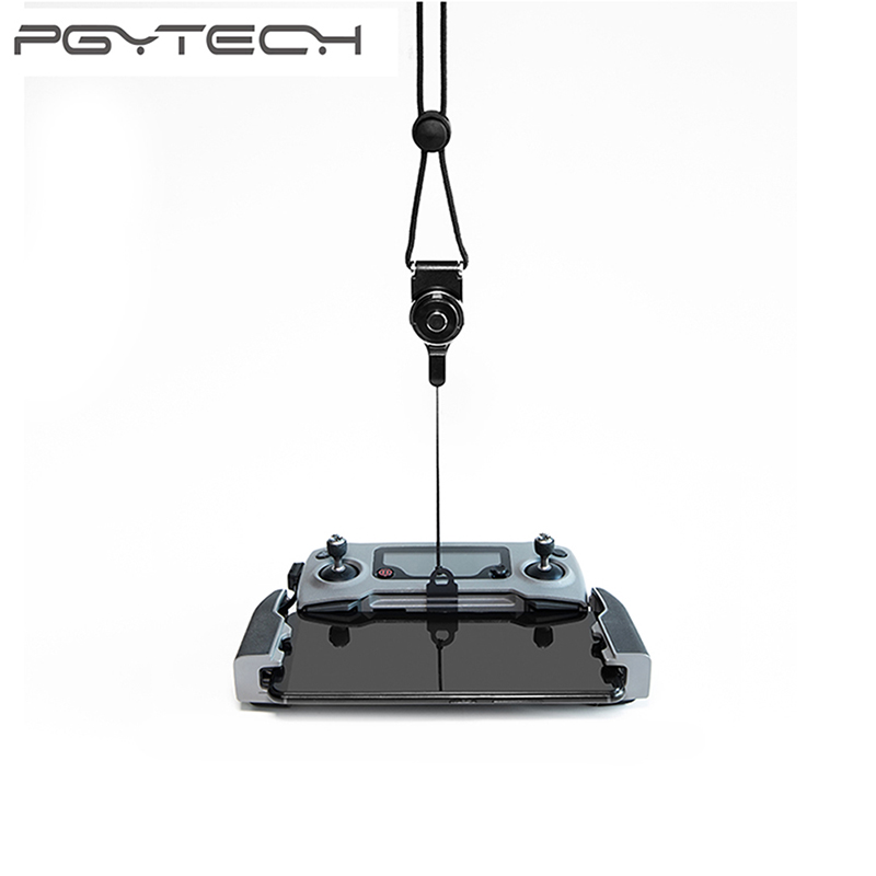 PGYTECH Remote Controller Clasp for DJI Mavic 2Pro Zoom Length of the Lanyard is Adjustable Neck Sling Mavic 2 Drone AccessoriesPGYTECH Remote Controller Clasp for DJI Mavic 2Pro Zoom Length of the Lanyard is Adjustable Neck Sling Mavic 2 Drone Accessories
