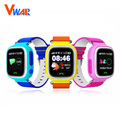 GPS Q90 Touch Screen WIFI Positioning Smart Watch Children SOS Call Location Finder Device Tracker Kid Safe Anti Lost Reminder