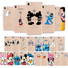 Cartoon Silicone Phone Case For iPhone 11 Pro Max 7 8 Plus XS MAX XR Cute Cases Cover For iPhone X 6 6S Plus 5 SE Coque Fundas new iphone case for iphone 11 for iphone11 pro max 5 8 inches 6 1 inches 6 8 inches 6 6s 7 8 plus ix xr max x fashion back cover