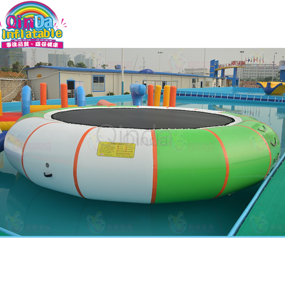 Various designs inflatable water toy air bouncer inflatable water trampoline for water park game 2017 new hot sale inflatable water slide for children business rental and water park
