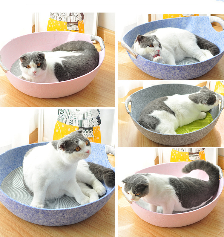 CAT NEST BED-2