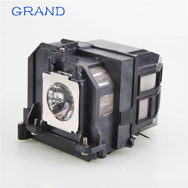 Compitiable Projector Bulb ELP79 V13H010L79 For Epson EB-570 EB-575W EB-575Wi / BrightLink 575Wi / Powerlite 570/575W Projector