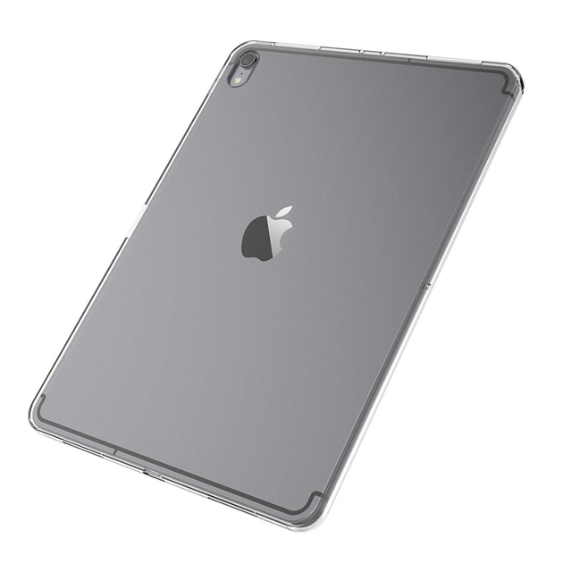 Transparent Silicone Case for Apple iPad Pro