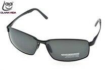 = Clara vida = schwarz al mg-legierung schild sonnenbrille herren maß kurzsichtig minus verschreibungspflichtige polarisierte sunglasses-1 to-6