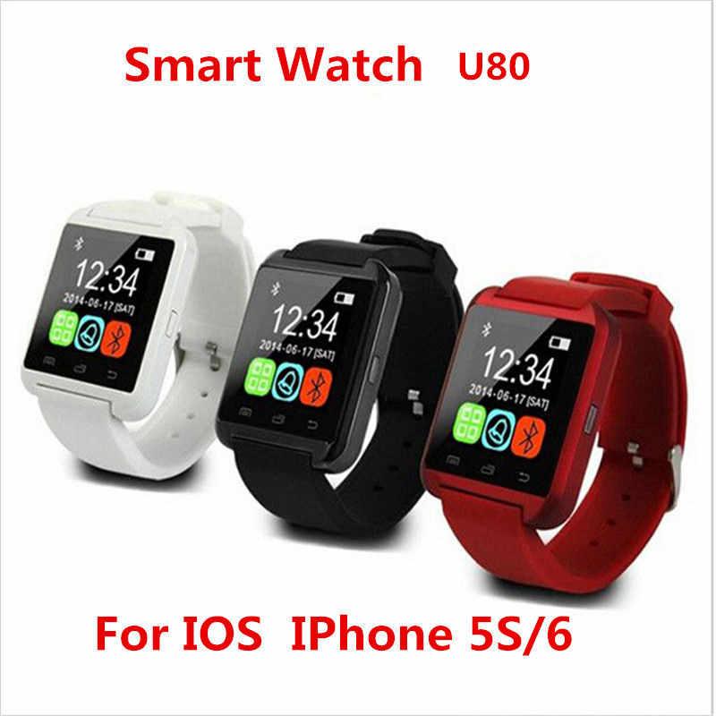 Обзор Smart Watch U8 – ну очень дешевые умные часы