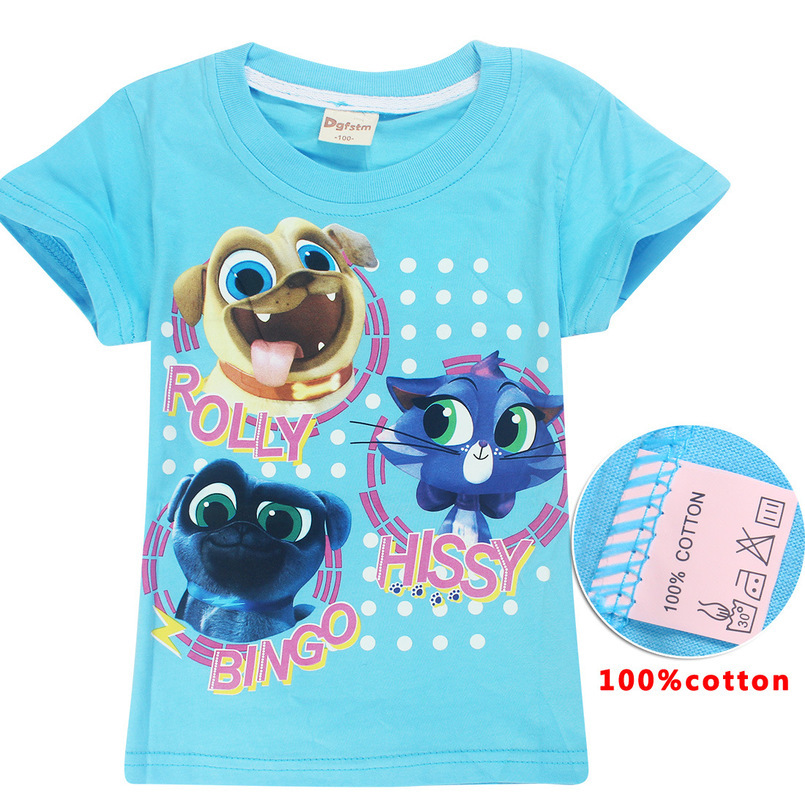 d21eeeff2 The Secret Life of Pets Puppy dog pals tshi children's T-shirts boy ...