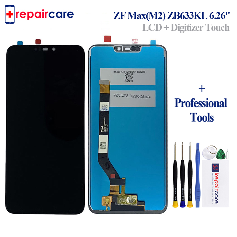 6 26 inch New Full LCD display Touch screen digitizer assembly Replacement parts For Asus Zenfone