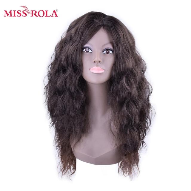 Miss Rola Wavy Kanekalon Synthetic Hair Weaving Full Head Sew In