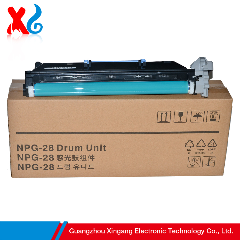 NPG-28 Drum Unit for Canon IR1018 IR1019 IR1019if IR1020 IR1022 IR1022if IR1023 IR1023if IR1024 IR1024if IR1025if Drum Cartridge compatible canon imagerunner 1018 1019 1022 1023 1023n 1023if 1024a 1024f 1024i 1024if 1025 n1025 if1025 black image drum unit