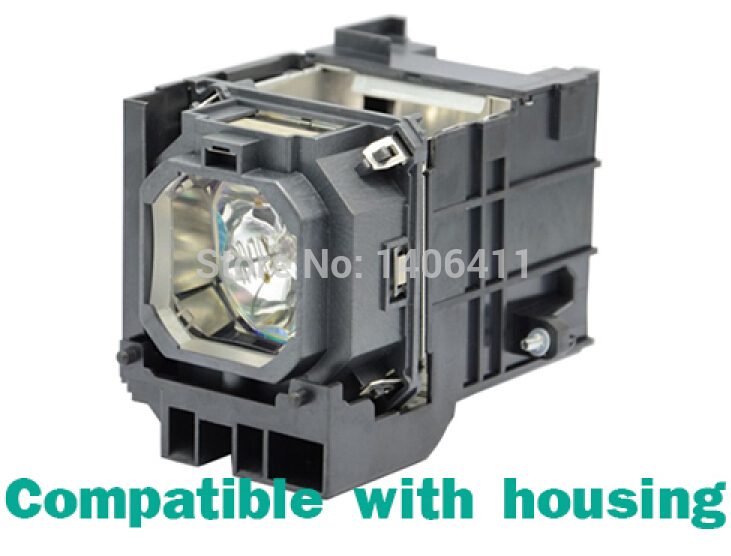 Hally&Son Free shipping Compatible projector lamp for use in NP600 NP600S NP610 FREE SHIPPING hally