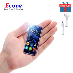 K-TOUCH I9 3.5' Unlocked Small Mobile Phone Android 6.0 4G Smartphones Mini Telefone Cell Phones With Google Play Store Face ID