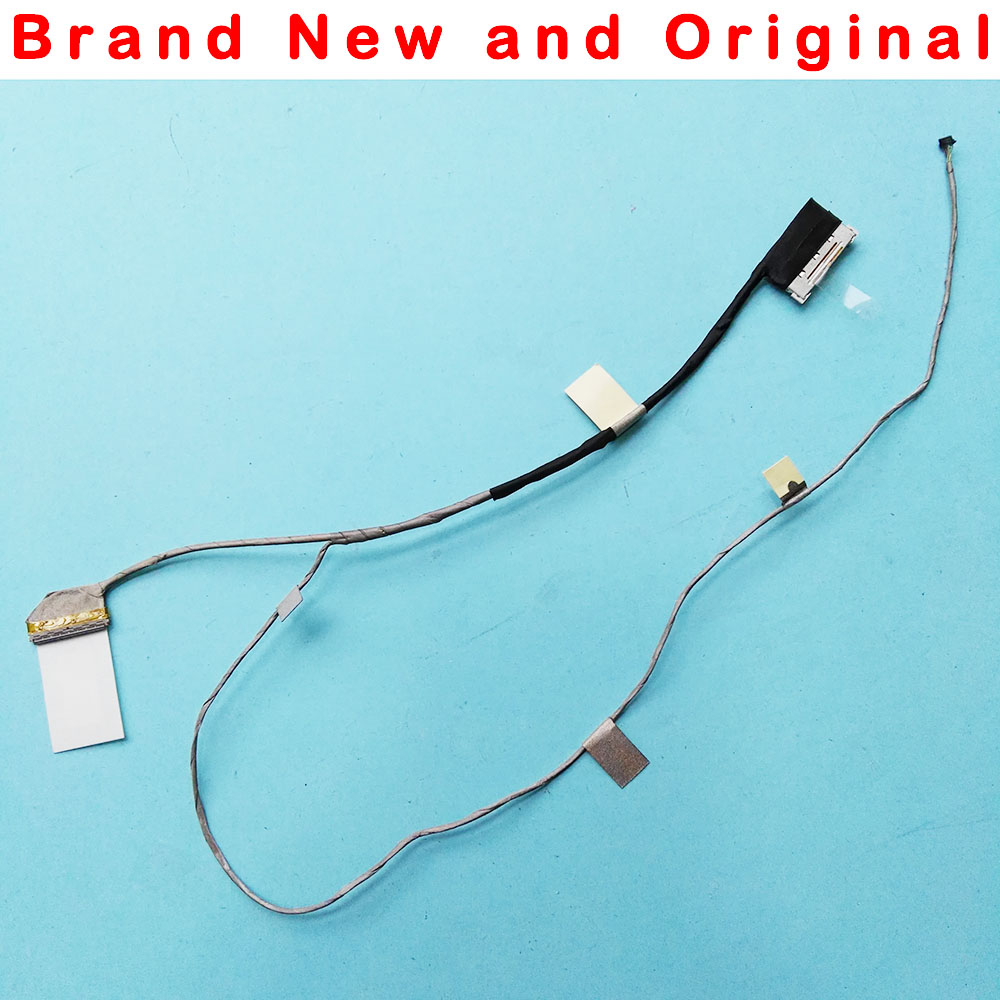 Original LCD LED LVDS VIDEO SCREEN EDP CABLE for Asus N551 N551JM DC020022O0S
