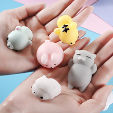 Soft Silicone Hand Fidget Squishy Toy