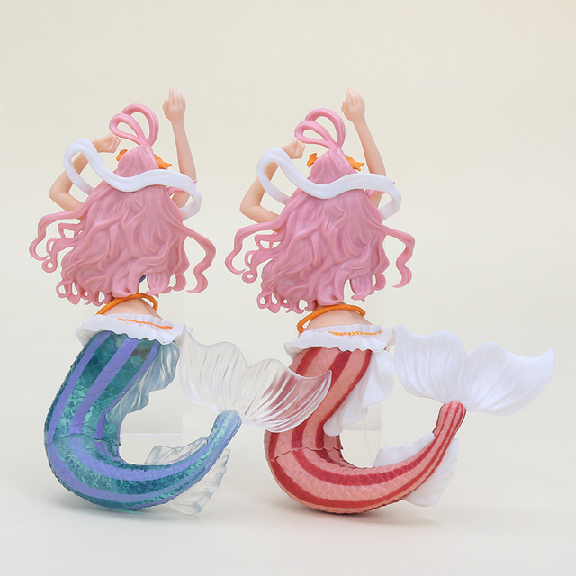 Anime One Piece Shirahoshi Action Figure Model Toy
