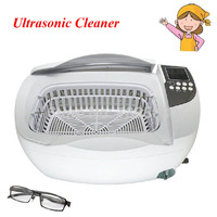 3L 80W Jewelry Ultrasonic Cleaner Stainless Steel Digital Water Heating Equipment Jewelry Cleaning Machine CD 4830
