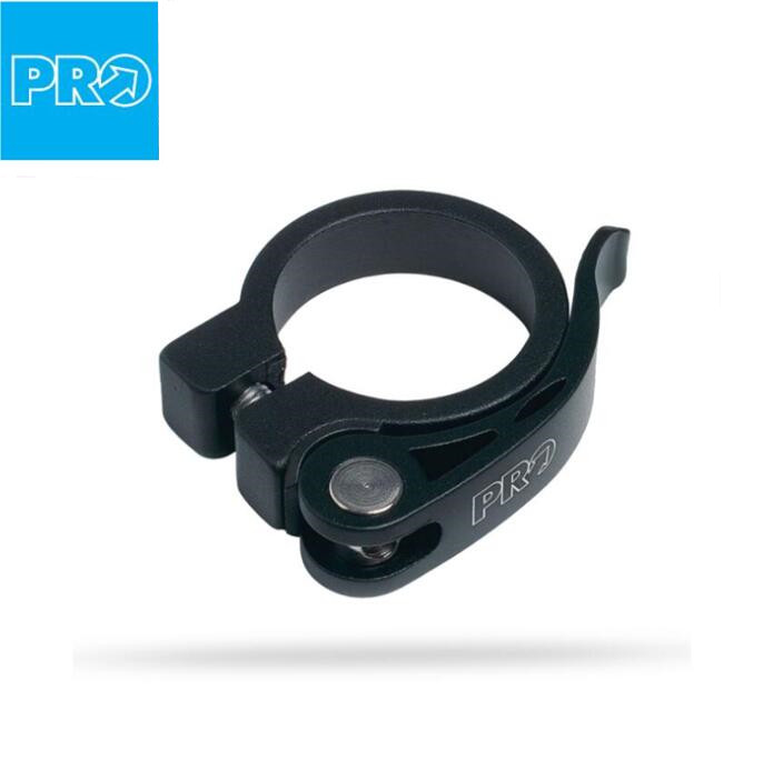 Shimano PRO Quick Release Seat Tube Clip Black Tube Clip For Free Shipping On Road Bikes
