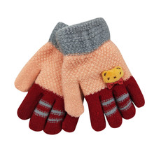 Cute Thick Kids Gloves