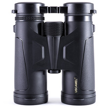 USCAMEL HD 10x42 Binoculars Compact  Powerful Zoom Long Range Professional Waterproof Folding Telescope Outdoor Hunting