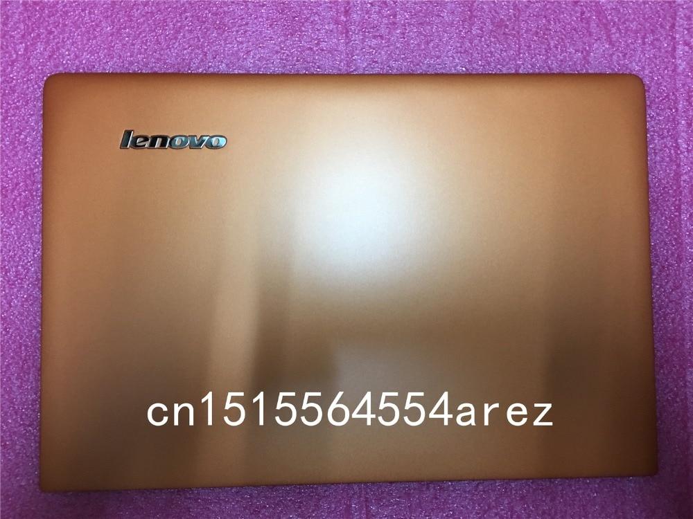 New Original laptop Lenovo YOGA 3 PRO 1370 LCD rear back cover case/The LCD Rear cover Orange AM0TA000100 AM0TA000110 new original lcd back rear cover lid for lenovo yoga 3 pro laptop orange am0ta000110