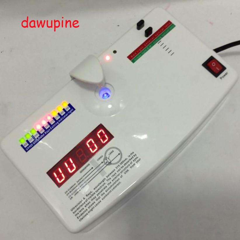 Soczewka optyczna Anty UV Promieniowanie ultrafioletowe Tester - Przyrządy pomiarowe - Zdjęcie 3